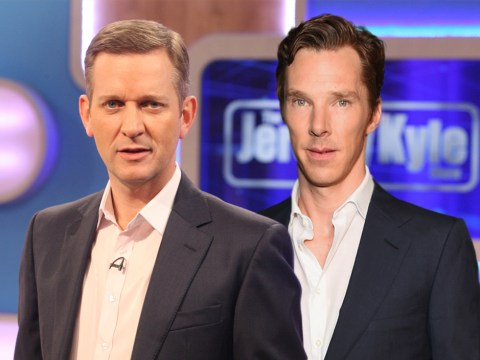 Twitter thinks Benedict Cumberbatch was on The Jeremy Kyle Show