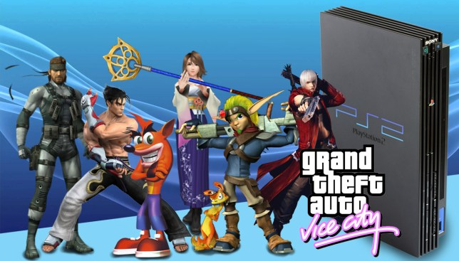 16 games which prove that the PS2 was the best console Credit: Sony/Metro