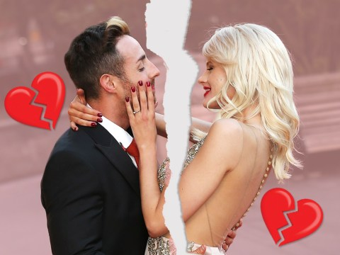 Stevi Ritchie 'breaks down in tears' as he discusses split from Chloe Jasmine Whichello