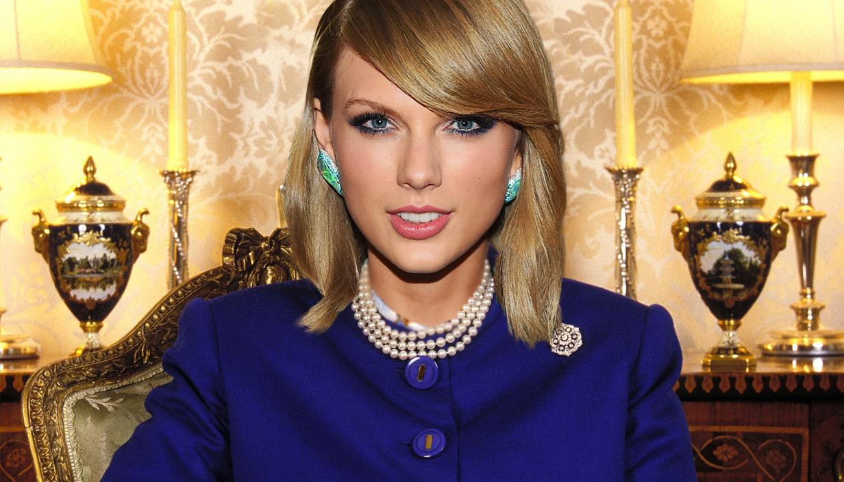 Pet Shop Boys' Neil Tennant calls Taylor Swift 'the Mrs Thatcher of pop music'