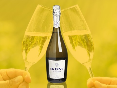 Some genius has created skinny prosecco and we are eternally grateful