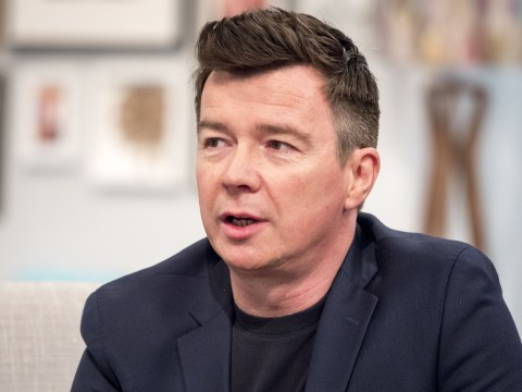 80s legend Rick Astley has just released a comeback single 23 years after his 'retirement'