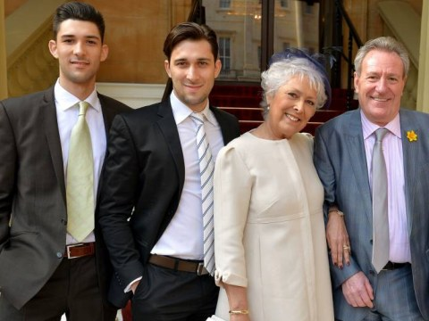 Lynda Bellingham's widower 'evicts her sons from family flat and buys £605,000 mansion'