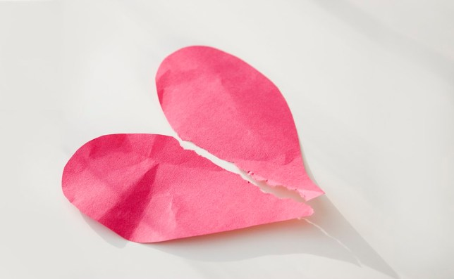 Suffering heartbreak? Here's what happens to your body when