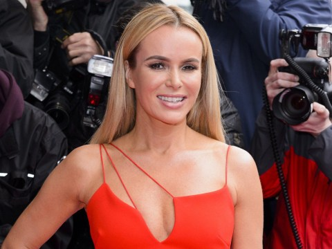 Amanda Holden strips totally naked – and it's all for the animals