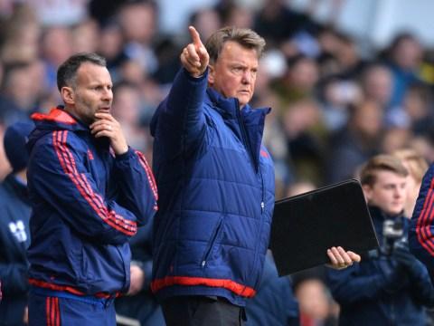 Manchester United are a bigger club than Tottenham Hotspur, claims Louis van Gaal