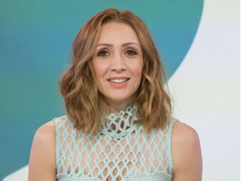 Lucy-Jo Hudson hits back at romance rumours with Doctors co-star amid painful split from husband Alan Halsall