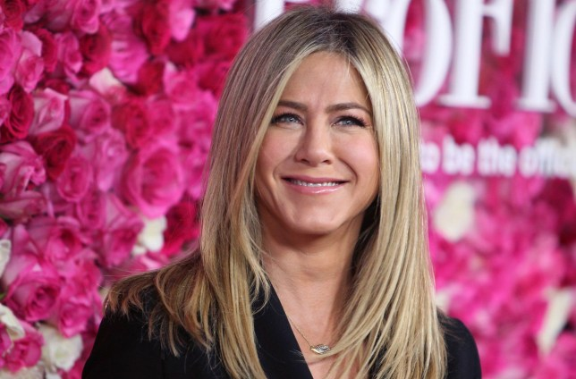 """HOLLYWOOD, CA - APRIL 13: Actress Jennifer Aniston attends the Open Roads World Premiere of """"Mother's Day"""" at the TCL Chinese Theatre IMAX on April 13, 2016 in Hollywood, California. (Photo by David Livingston/Getty Images)"""