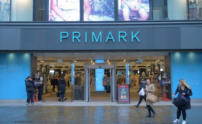 Dated: 15/04/2016 File picture dated 14/04/2016 CHILD ABDUCTION .... The Primark store on Northumberland street in Newcastle upon Tyne where a three-year-old child went missing on Wednesday, before she was discovered an hour later three miles away in Gosforth. Two teenage girls have appeared at South East Northumberland Magistrates Court in Bedlington, Northumberland this morning (FRI) charged with kidnap and two counts of shoplifting. See story North News
