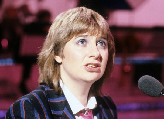 EDITORIAL USE ONLY / NO MERCHANDISING Mandatory Credit: Photo by ITV/REX/Shutterstock (1273955bg) Victoria Wood 'Wood and Walters' TV Programme. 1980 - 1982 TV comedy sketch show starring Victoria Wood and Julie Walters for Granada TV