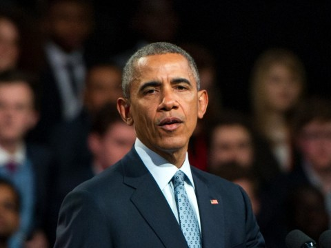 Host of celebrities flock to President Obama's only public UK appearance