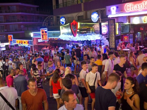 Magaluf holidaymakers are being 'offered £500 to star in porn films'