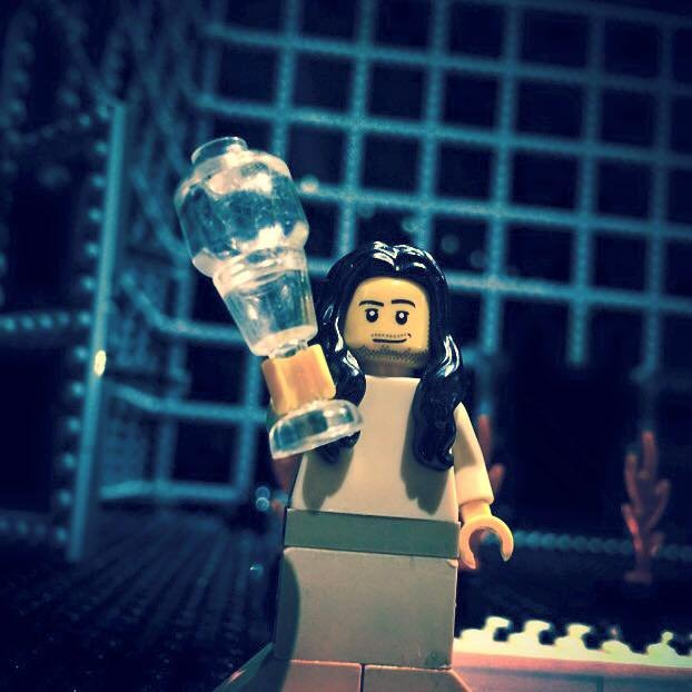 Meet the Eurovision fan who's recreated some of the recent contests – in LEGO…