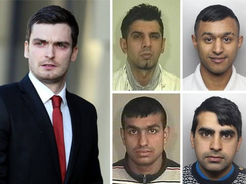 Adam Johnson's new prison wing-mates include a paedophile sex gang