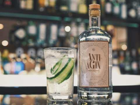 Anti-ageing gin is here, and we really, really hope it works