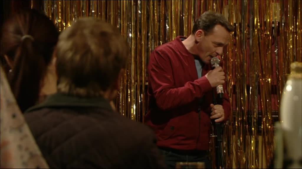 WATCH: Billy Mitchell gives word-perfect performance of All About That Bass on EastEnders