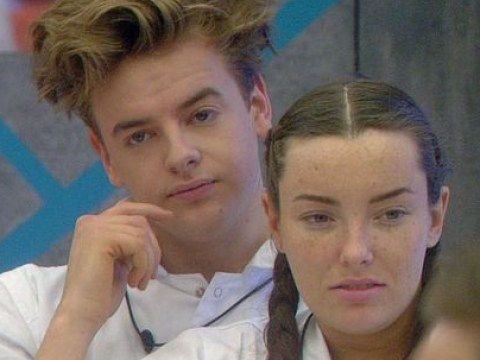 Harry Amelia and Nick Henderson from Big Brother are expecting a baby – but they're also feuding