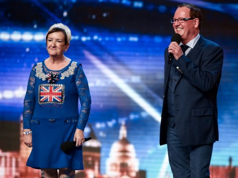 Britain's Got Talent: Is this married Beyonce double act the most bizarre act yet?