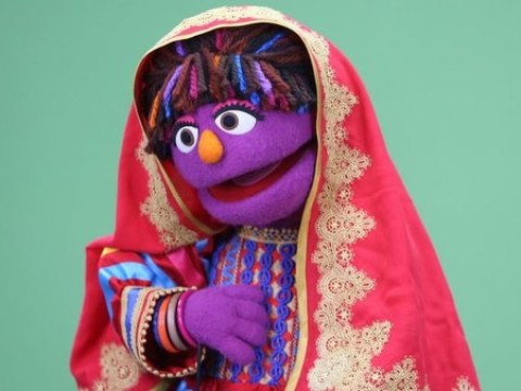 Sesame Street introduces new Afghan puppet Zari to empower young girls