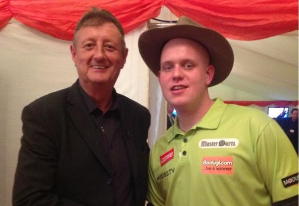 It's Eric Bristow AND Michael van Gerwen's birthday – could this be National Darts Day?