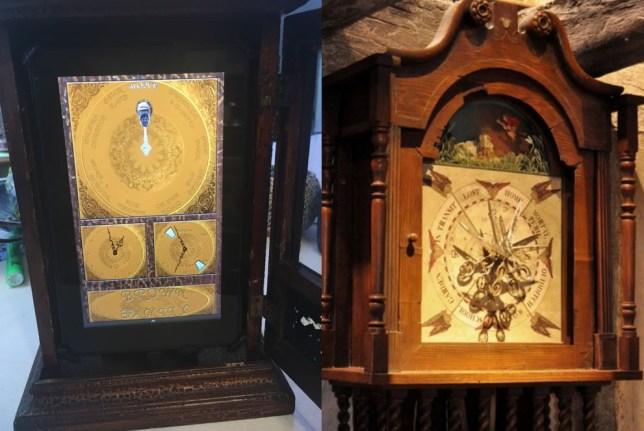 Clocks comp