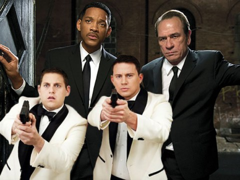 Jonah Hill doesn't reckon the Jump Street/Men In Black crossover will ever happen
