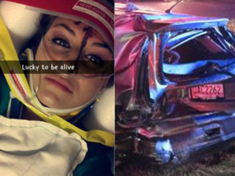 Snapchat speed filter selfie 'led to 107 mph crash'