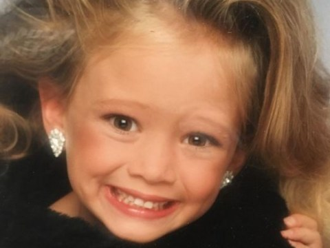 Which female celebrity used to be this terrifyingly glamorous child?