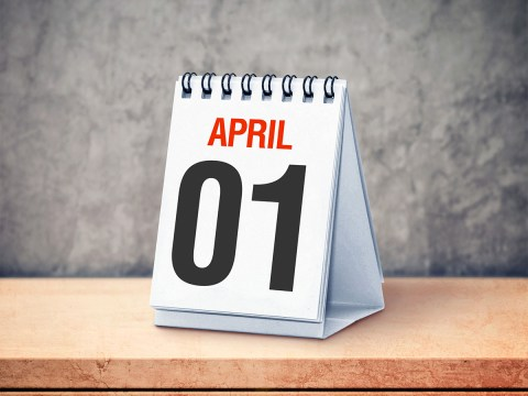 When is April Fool's Day 2018 and how did the idea start?