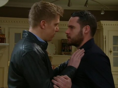 What next for Robert and Aaron? Emmerdale star Ryan Hawley teases 'bright Robron future'