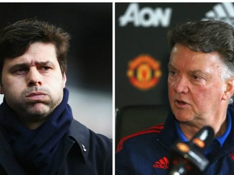 Manchester United boss Louis van Gaal hails achievements of Mauricio Pochettino at Tottenham Hotspur