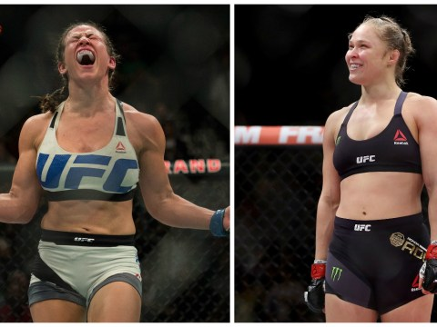 UFC star Ronda Rousey looks set to return with fight against bantamweight champion Miesha Tate in New York