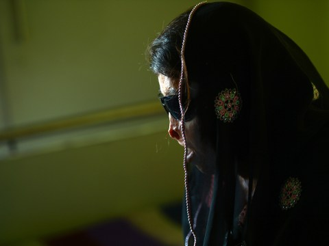 Islamists fight against bill that protects women from domestic violence