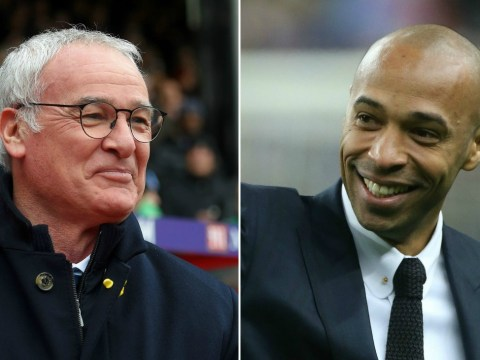 Arsenal hero Thierry Henry says Leicester boss Claudio Ranieri makes him want to come out of retirement
