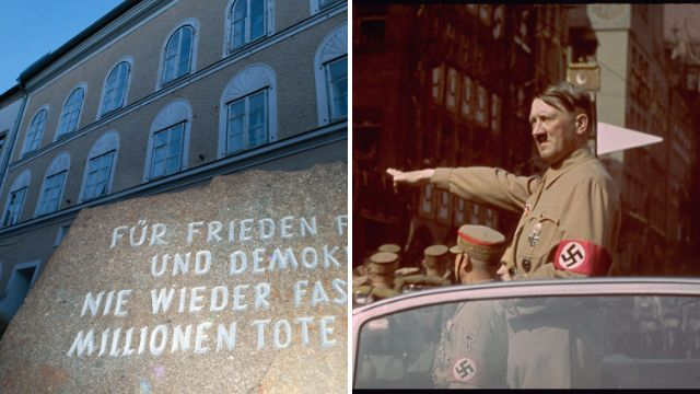 Austrian government to seize Hitler's home to stop it becoming Nazi shrine