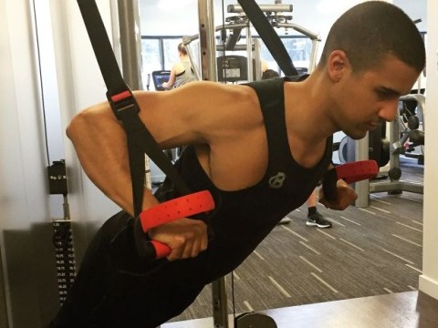 The TRX explained: How to get a better workout using suspension training gear