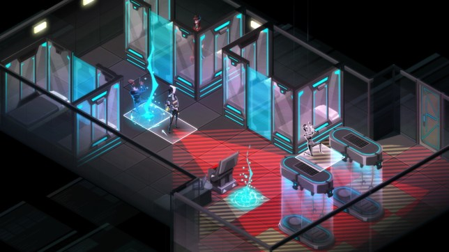Invisible, Inc. Console Edition (PS4) - spy harder