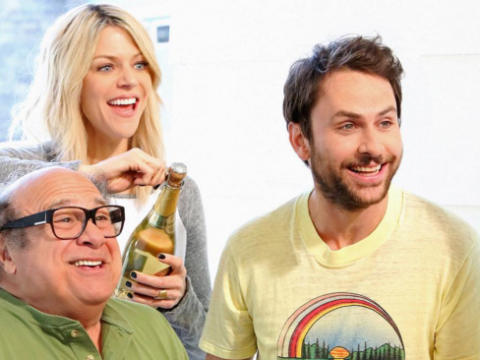 It's Always Sunny In Philadelphia makes TV history as it's renewed for two more seasons