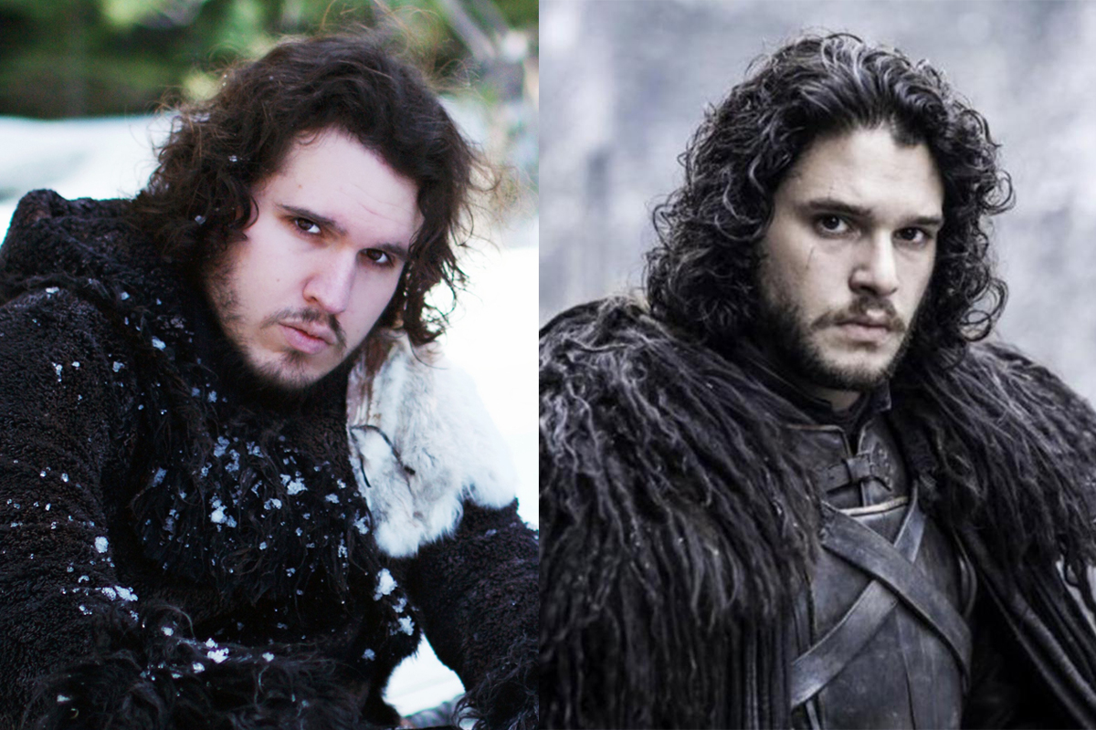 Game Of Thrones' Jon Snow might be dead but his incredible doppelganger lives on