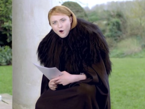 Game Of Thrones' Sophie Turner does her best Jon Snow, Justin Bieber and Wolverine