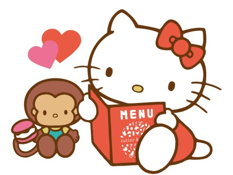 A Hello Kitty cafe is coming to London and will serve adorable afternoon tea