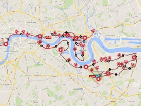 London Marathon 2016: Road closures, travel advice and TfL public transport on race day