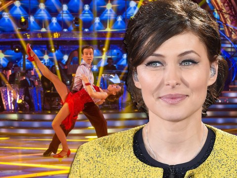 Will Emma Willis be Strictly Come Dancing 2016's first contestant?