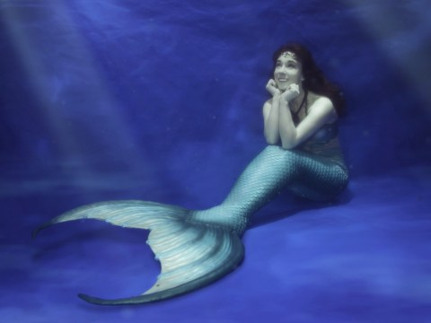We interviewed a professional mermaid – here's what she had to say