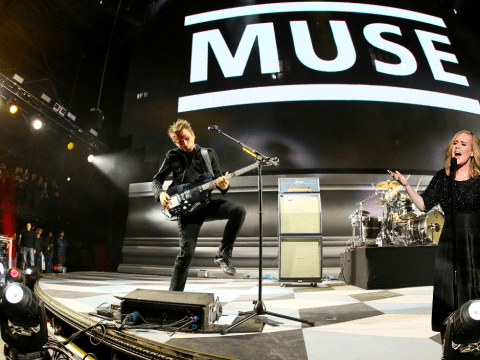 Adele to duet with Muse live at Glastonbury 2016?