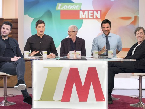 ITV announces Loose Men with Mark Wright, Vernon Kay and Peter Andre on the panel