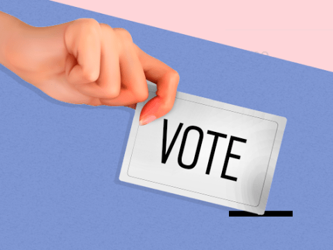Today is the deadline to register to vote in elections across the UK next month