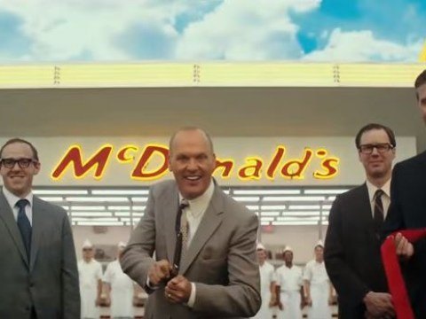 The Founder trailer: Michael Keaton stars as the ruthless businessman who brought us McDonalds