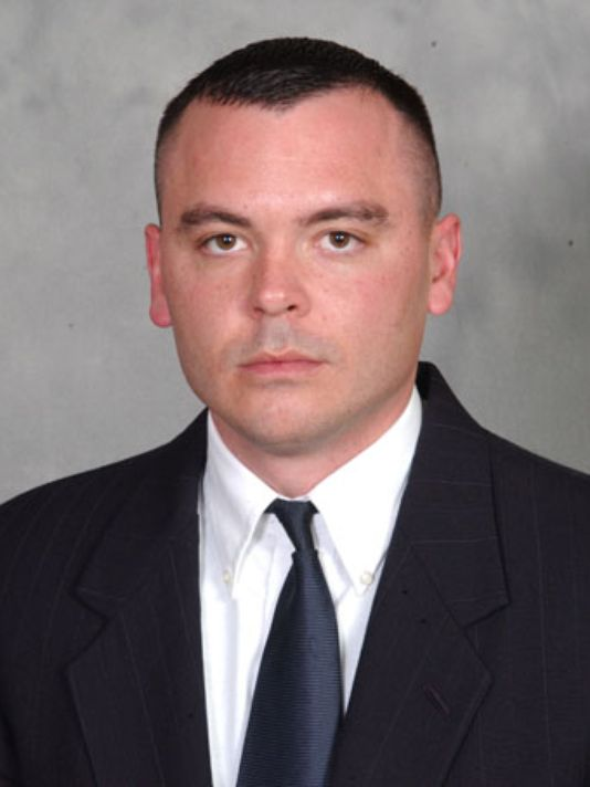 Brian L Hamilton was dismissed (Picture: Indiana State Police)