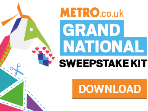 Grand National sweepstake kit 2016: Download and print your free cut-out guide
